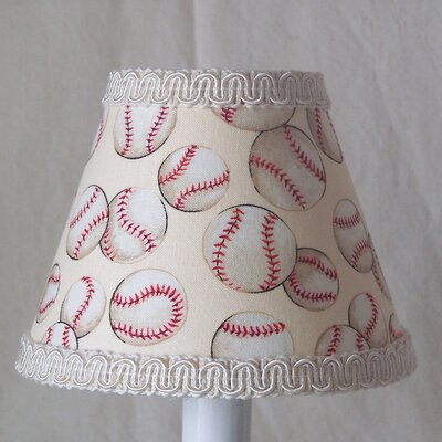 Grand Slam 5 Fabric Empire Candelabra Shade