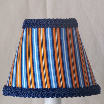 Sports Stripes 5 Fabric Empire Candelabra Shade