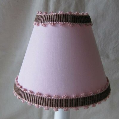 Marionberry Bon Bons 5 Fabric Empire Candelabra Shade