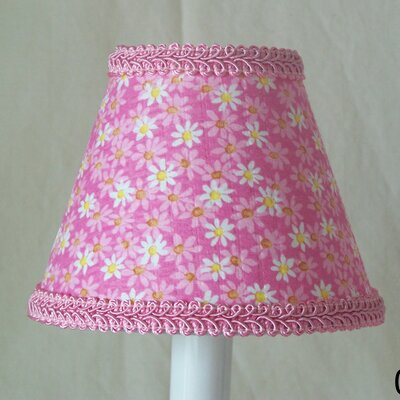 Ditzy Daisy 5 Fabric Empire Candelabra Shade