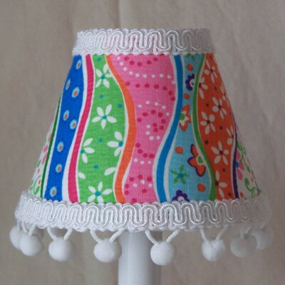 Patterns Gone Mad 11 Fabric Empire Lamp Shade