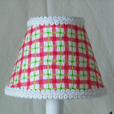 Cherry Plaid Night Light