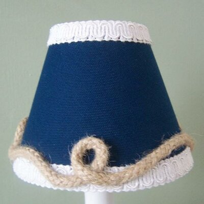 Sail Away with Me 5 Fabric Empire Candelabra Shade