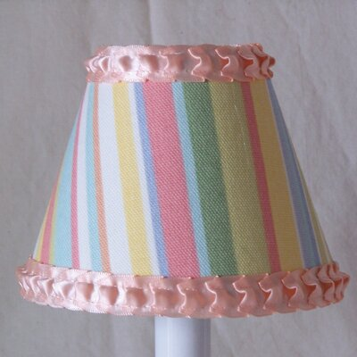 Watercolor Palette 11 Fabric Empire Lamp Shade