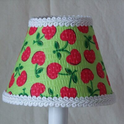 Cherries 11 Fabric Empire Lamp Shade
