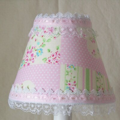 Petite 5 Fabric Empire Candelabra Shade