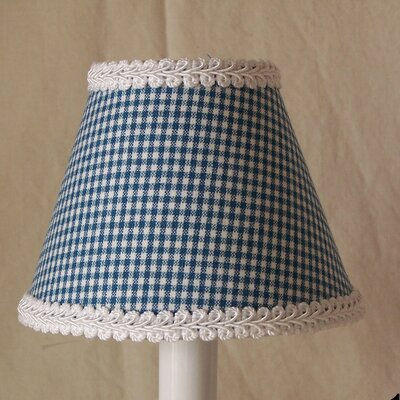 Yacht Club 5 Fabric Empire Candelabra Shade