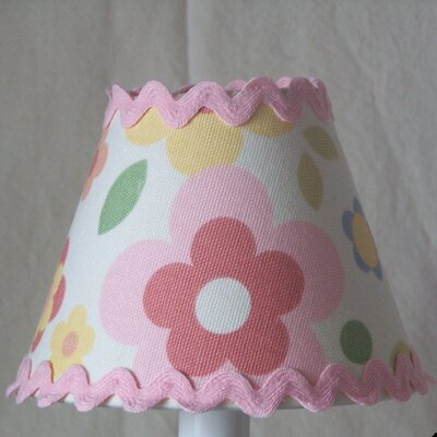 Sweet Pastel 5 Fabric Empire Candelabra Shade