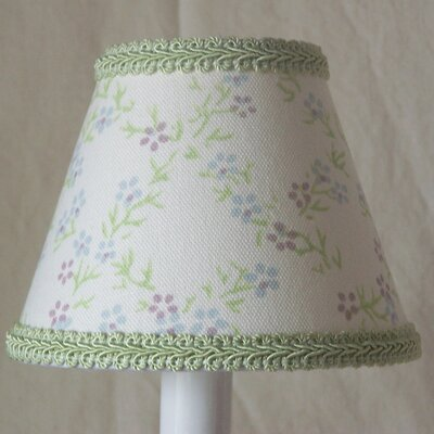 Plain Jane 5 Fabric Empire Candelabra Shade
