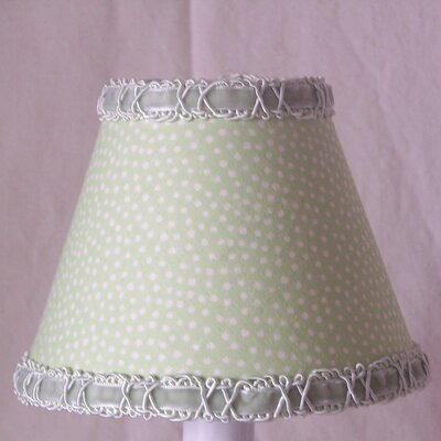 Honey Dew 5 Fabric Empire Candelabra Shade