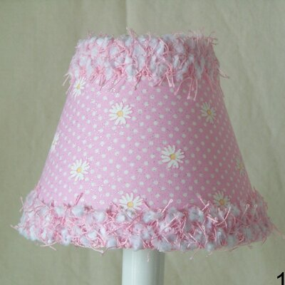 Dipping Daisies 11 Fabric Empire Lamp Shade