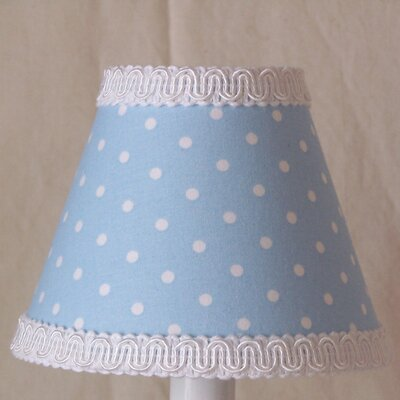 Dot 11 Fabric Empire Lamp Shade