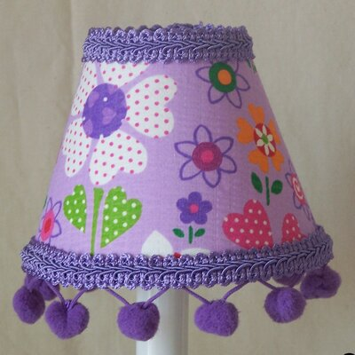 Spring Splendor 11 Fabric Empire Lamp Shade
