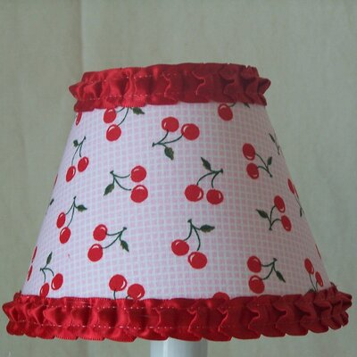 Sweet Cherry 11 Fabric Empire Lamp Shade