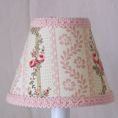 Friendly Floral 11 Fabric Empire Lamp Shade