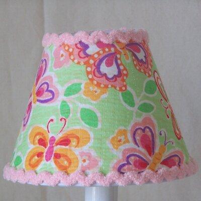 Beautiful Butterflies 11 Fabric Empire Lamp Shade