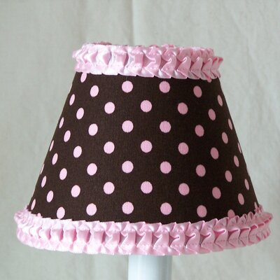 Strawberry Sprinkles 11 Fabric Empire Lamp Shade