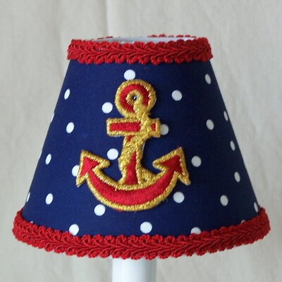 Stay Anchored 11 Fabric Empire Lamp Shade
