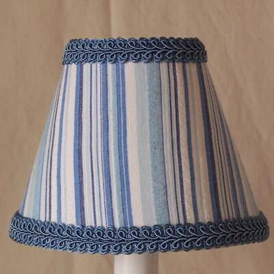 Boat Rocking 11 Fabric Empire Lamp Shade
