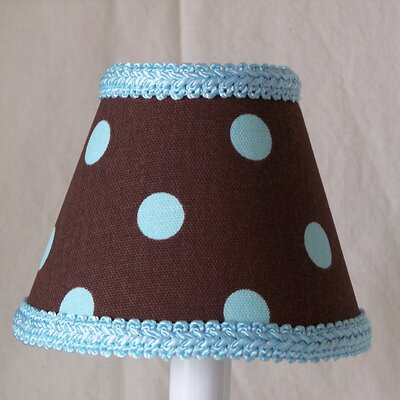 Dotty Dots 11 Fabric Empire Lamp Shade