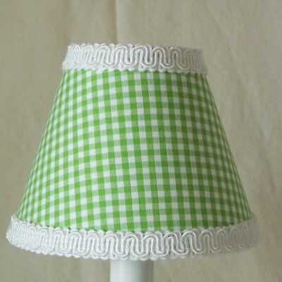 Grass 5 Fabric Empire Candelabra Shade