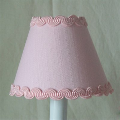 Seashell 11 Fabric Empire Lamp Shade