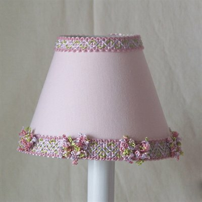 Lovely 11 Fabric Empire Lamp Shade