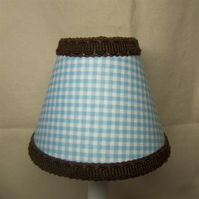 Too Cute 5 Fabric Empire Candelabra Shade