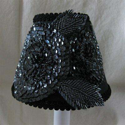 5 Fabric Empire Candelabra Shade