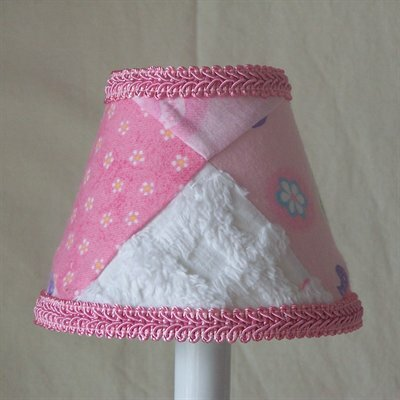 Grandmas Quilt Medium 11 Fabric Empire Lamp Shade