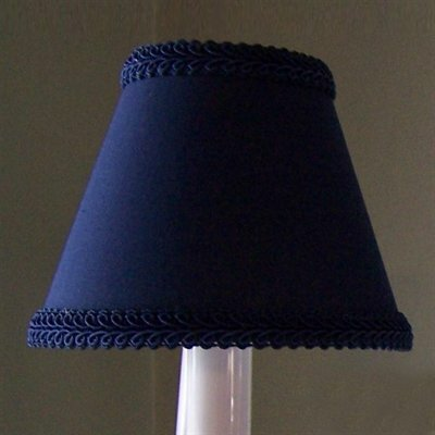 Ocean Drive 5 Fabric Empire Candelabra Shade