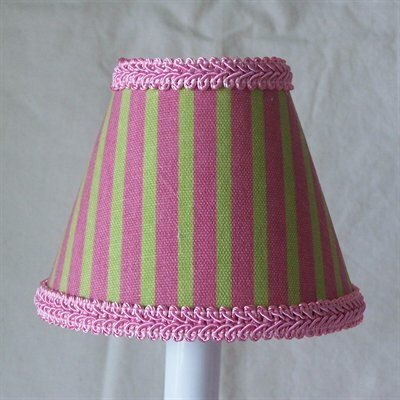 Jack and Jill 5 Fabric Empire Candelabra Shade