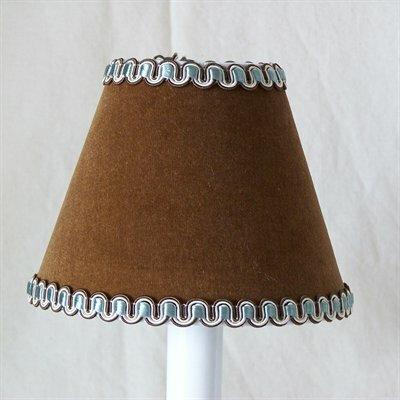 Fuzzy Wuzzy Bear 5 Fabric Empire Candelabra Shade