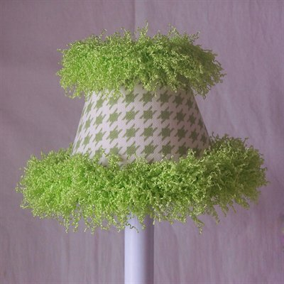 Awesome Alligator 5 Fabric Empire Candelabra Shade