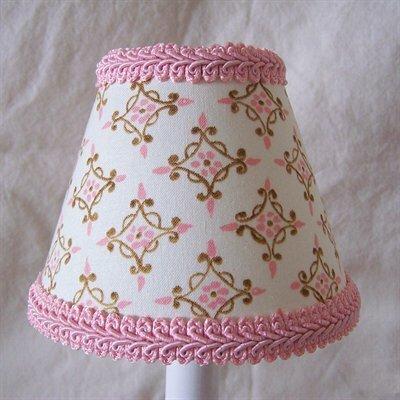 Princess Patterns 5 Fabric Empire Candelabra Shade