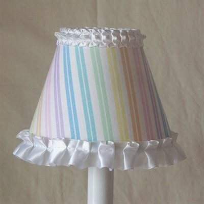 Salt Water Taffy 11 Fabric Empire Lamp Shade