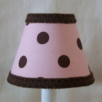 Delicious Dessert 5 Fabric Empire Candelabra Shade