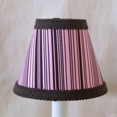 Delectable Desserts 5 Fabric Empire Candelabra Shade