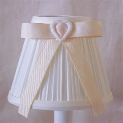 Pure and Precious 5 Fabric Empire Candelabra Shade