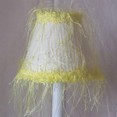 Sunshine Stripe 11 Fabric Empire Lamp Shade