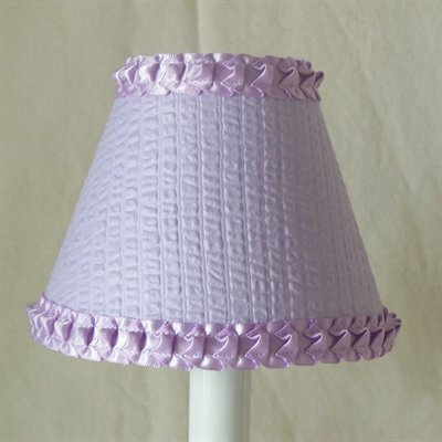 Simply 5 Fabric Empire Candelabra Shade