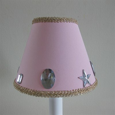 Glam Girl 11 Fabric Empire Lamp Shade