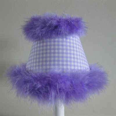 Lovely Lady Lavender Night Light