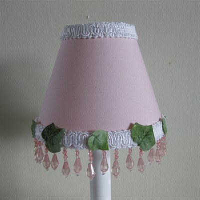 Fluttering Butterfly 5 Fabric Empire Candelabra Shade