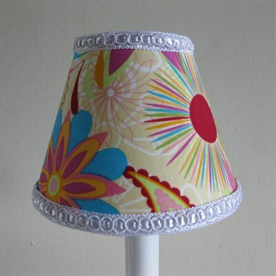 Sugar Floral 11 Fabric Empirele Lamp Shade