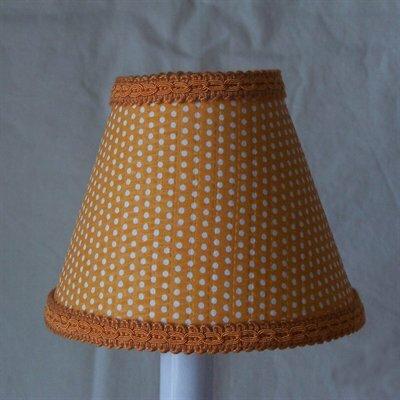 Crush 11 Fabric Empire Lamp Shade