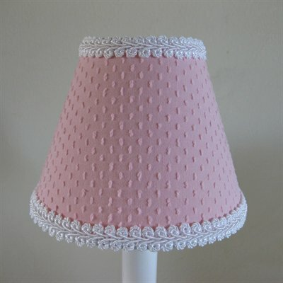 Teeny Chenille Night Light Color: Pink