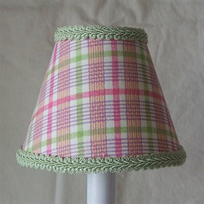 Pastel Plaid Night Light