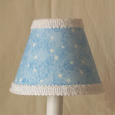 Twinkle Twinkle 5 Fabric Empire Candelabra Shade