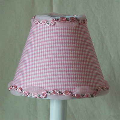 Victorian Grace 5 Fabric Empire Candelabra Shade